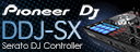 Shop DJ Equipment - Pioneer DDJ-SX